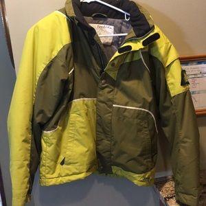 Spyder ski jacket 14